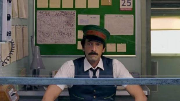 Adrien Brody stars in a Wes Anderson directed short for H&M.