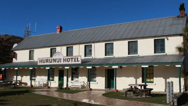 Hurunui hotel publican Sean Madden said that when he took over the lease two months ago he was not aware of an ...