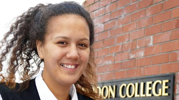Verdon College student, Aliyah Dunn has been selected for the New Zealand Under 21 netball squad.