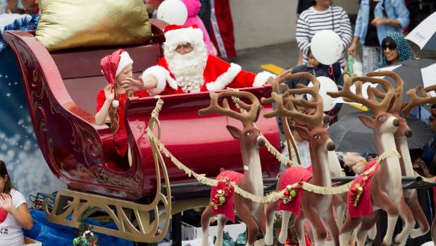Santa and his reindeer are back in Hamilton next Sunday for the annual Christmas Parade.