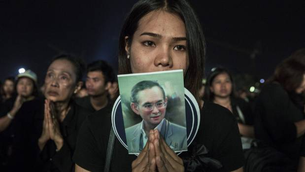 Thailand has plunged to a state of mourning with the death of King Bhumibol Adulyadej, the world's longest-reigning monarch.