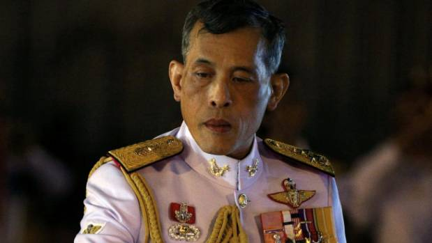 Crown Prince Maha Vajiralongkorn has spent much of his adult life abroad and does not command the same level of devotion ...