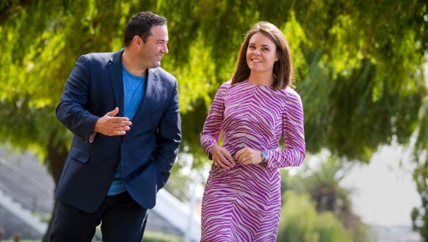 Heather Du Plessis-Allan admits she hadn't told Story co-host Duncan Garner she was leaving TV before talking to a ...