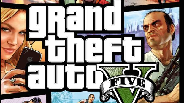 A boy led police on a dangerous car chase after playing Grand Theft Auto.
