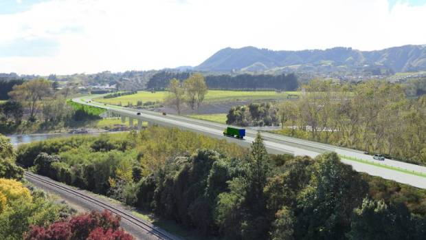 Construction of the four-lane Peka Peka to Otaki expressway, north of Wellington, will begin in mid-2017 after the ...