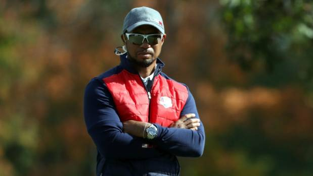 Tiger Woods Comments on Return to Play at 2016 Hero World Challenge