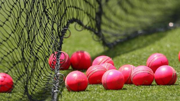 These are pink balls. Not to be confused with red ones. And white ones. Batsmen, attune those eyes.