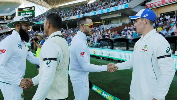The South Africans head off as Australia begin hosting New Zealand, Pakistan and then Sri Lanka in a variety of ...