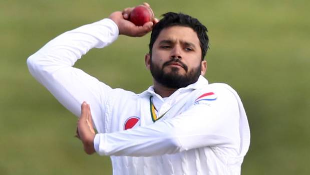 Pakistan captain Azhar Ali has been fined his full match fee for maintaining a slow over rate during the second test ...