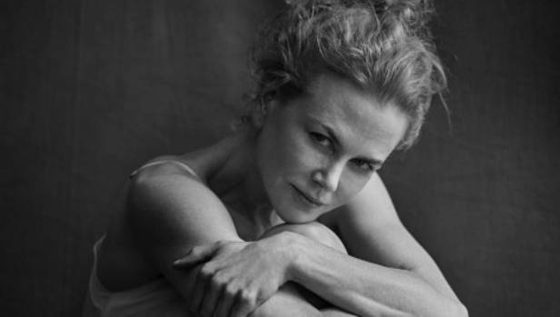 The Pirelli calendar goes makeup-free featuring an interesting mix of actresses, including Nicole Kidman, Jessica ...