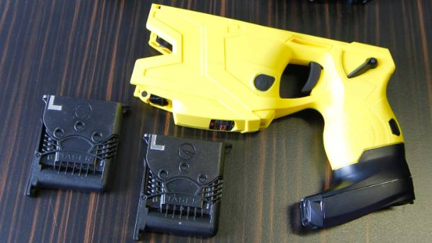 The officer should not have fired his Taser, the IPCA has found.