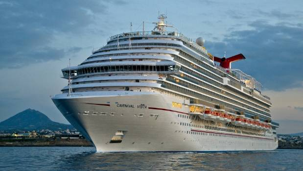 Carnival Vista can hold 3954 passengers.