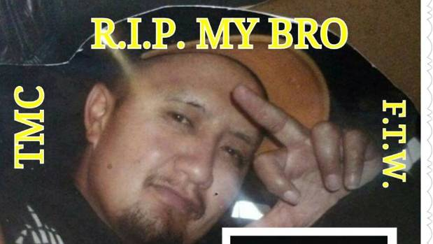 Tribesmen gang member Don Henry Turei died on Saturday.