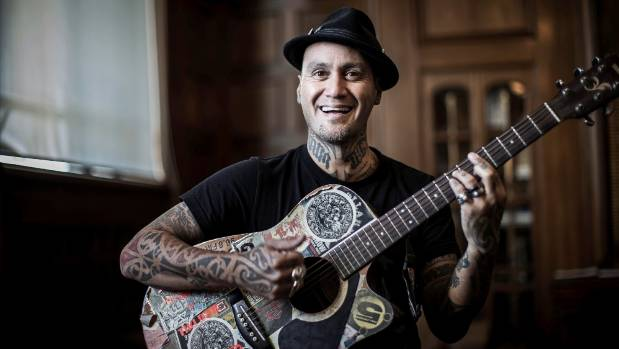 Musical activist and entrepreneur Tiki Taane will be lending his talents to the Marley concert.