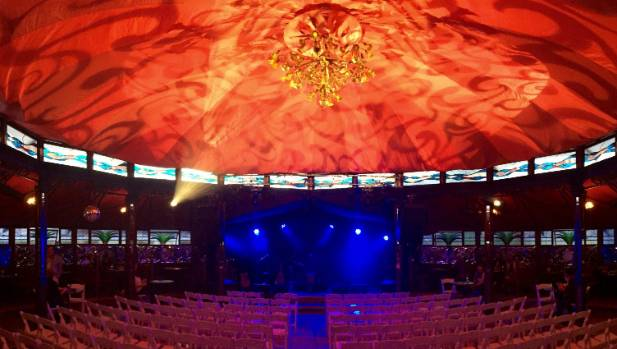 The Pacific Crystal Palace spiegeltent will be an exciting new venue for many festival acts, including the Trash Test ...