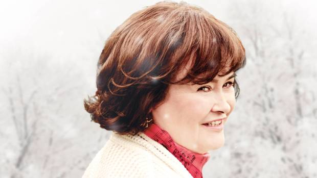 susan boyle on a wonderful world her 39 comeback album 39. Black Bedroom Furniture Sets. Home Design Ideas