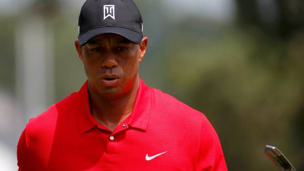 The weight of public expectation and pressure will be on Tiger Woods as he makes his return to golf in the Bahamas.
