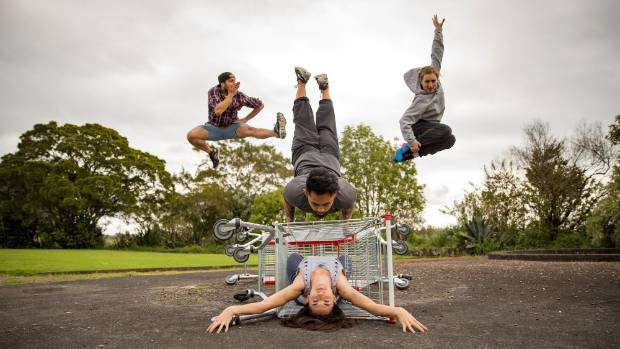 The New Zealand Dance Company will perform Trolleys, a new work that combines elements of contemporary dance, ...