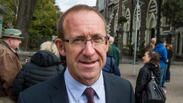 "Labour leader Andrew Little said English's decision to skip Waitangi was ""a mark against him""."