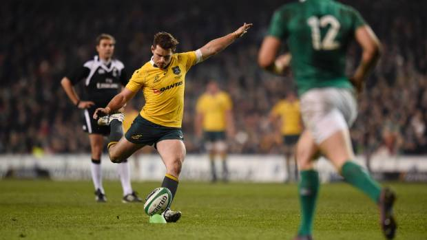 Bernard Foley reflects on the Wallabies' defeat to Ireland.