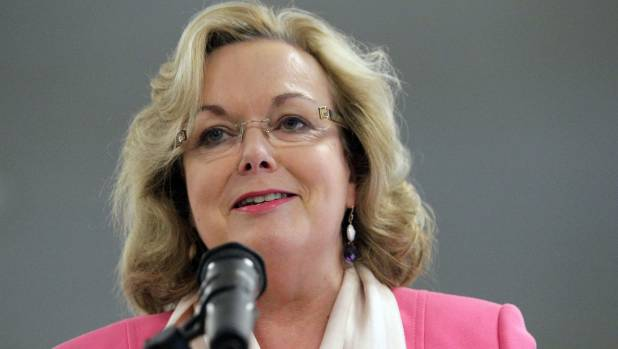 Police Minister Judith Collins says foot patrols are just one of a variety of preventative actions taken by police to ...