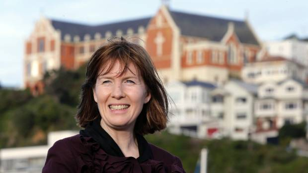 Wellington Region Waste Management and Minimisation committee co-chair Iona Pannett said Wellington's topography ...