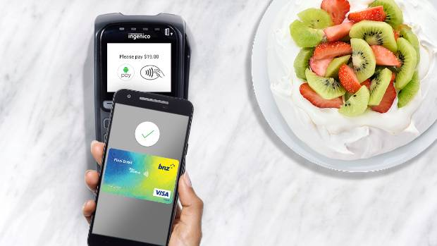 Android Pay is available today for BNZ debit card customers.