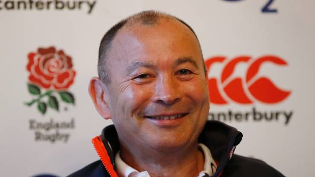 Jones and England haven't lost in 2016.
