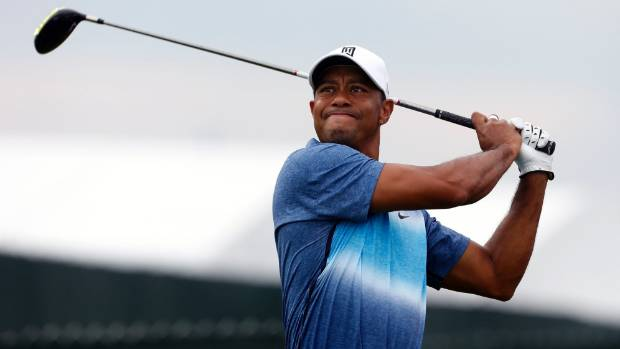 Tiger Woods is hoping for a quick return to form