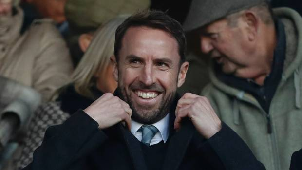 Gareth Southgate will face Germany in his first match as permanent manager in an international friendly in March.