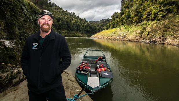 Whanganui River Adventures owner/operator Ken Haworth is one who has recognised the river's ongoing attraction.