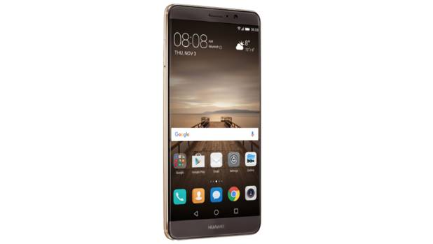 The Huawei Mate 9 comes in six colours.