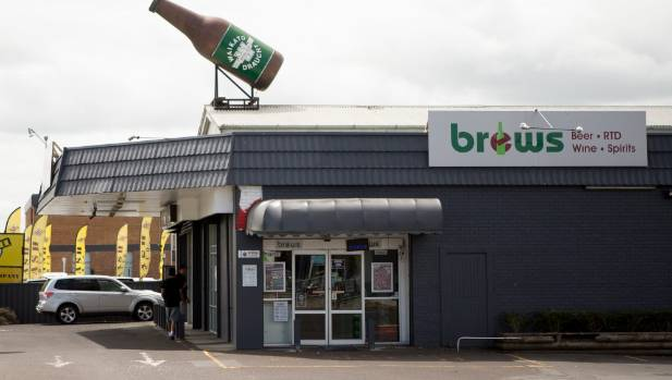 Brew Te Rapa supplies the alcohol to Divneet Bindra's new business, Brewbound, distributes the alcohol people's front ...