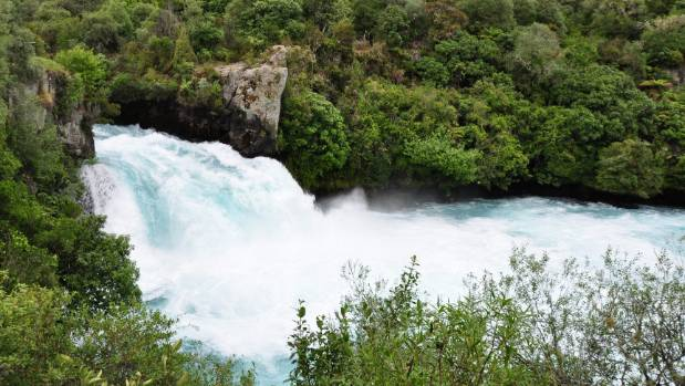 Just up the road from Huka Falls is a sight that no-one wants to see.