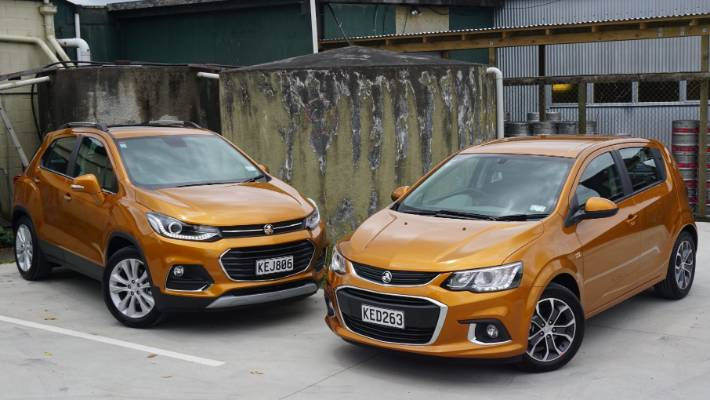 Holden Barina, Trax have star-is-born syndrome | Stuff co nz