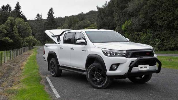 This Special Edition Ute Even Has A Remote Locking