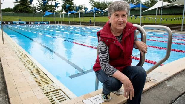 Palmerston north public swimming pool turns 50 for Palmerston north swimming pool