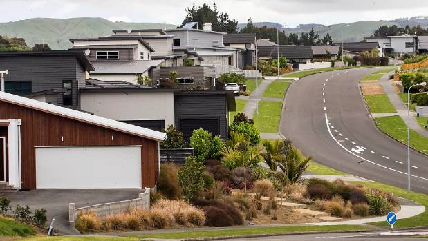 There are more houses available to buy in Palmerston North.