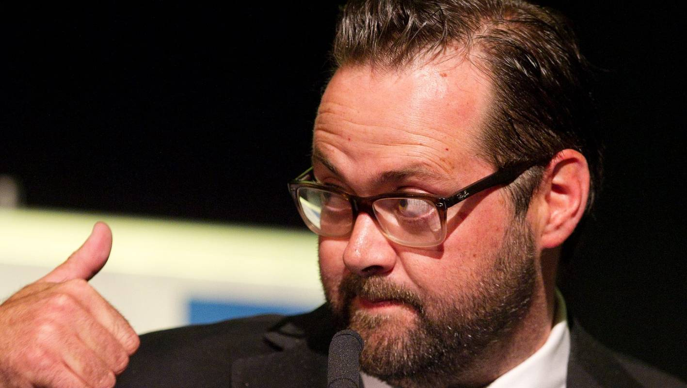 Scotty 'Sumo' Stevenson to front Spark and TVNZ's Rugby ...