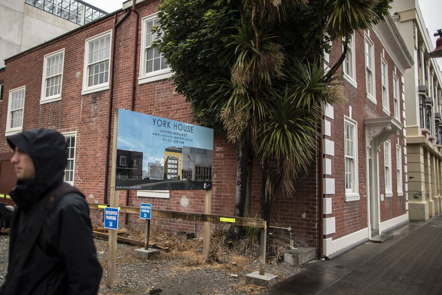 Goughs sell building to dotcom lawyer