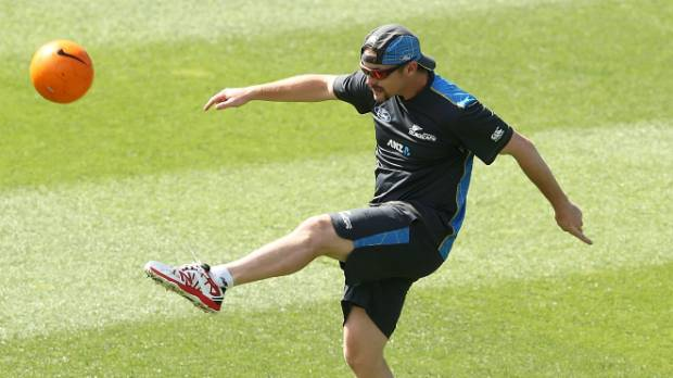 Colin Munro Physical Appearance