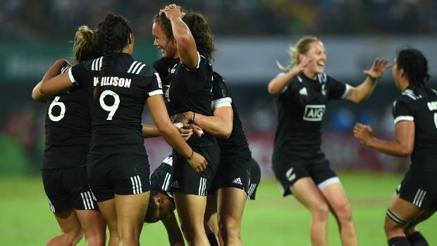 South Africa Wins Wellington Sevens
