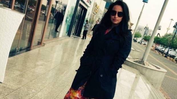 Saudi woman arrested after sharing photo of herself outside without a hijab