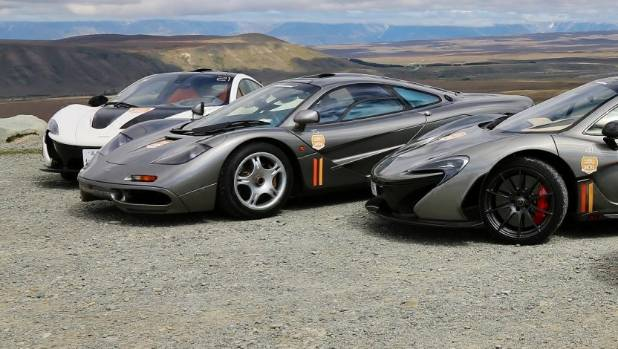 multi-million dollar mclaren f1 crashes near queenstown | stuff.co.nz