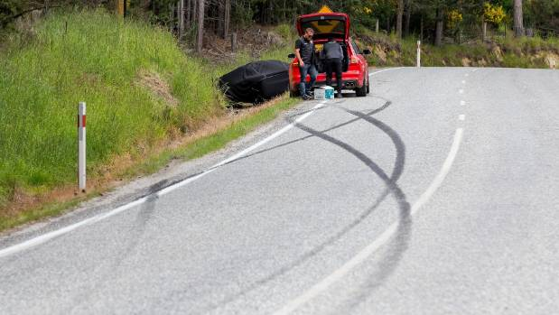 The Crash That Mclaren Tried To Cover Up Stuff Co Nz