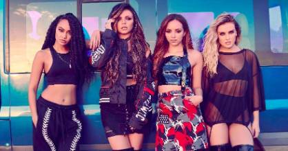 Little Mix are coming to New Zealand in July 2017.