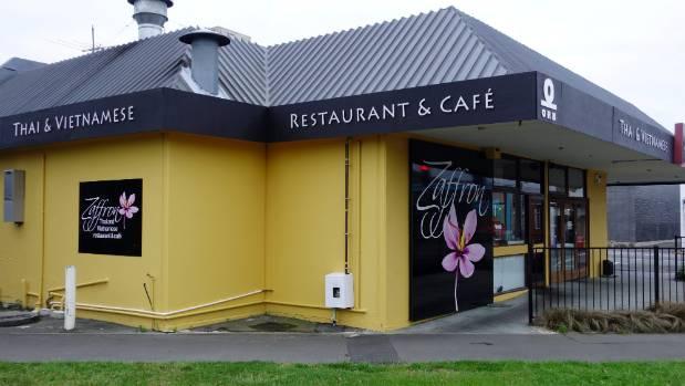 Restaurant review, Zaffron, Christchurch