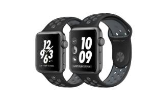 Apple Watch Nike+ costs the same as the Apple Watch Series 2: 38 mm at NZ$599 and 42mm at NZ$649.