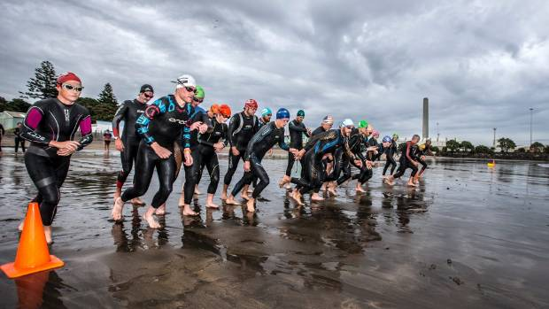 The Taranaki Triathlon Club had to call off their Splash n' Dash event this week because there were no lifeguards available.