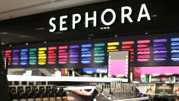 French cosmetics chain Sephora started delivering to New Zealand earlier this year, but there are no signs of Sephora ...